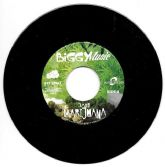Steamaz riddim: Jah9 - The Marijuana / Deep Jahl - Till A Morning (Biggy Music / Buyreagga) EU 7""